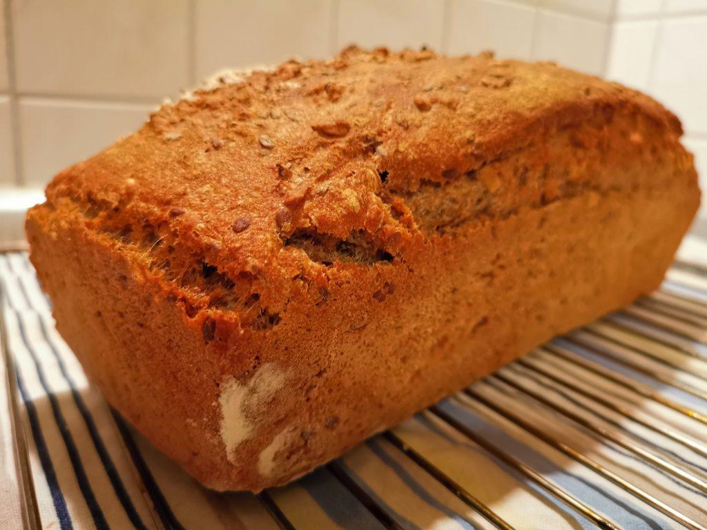 Rezept Dinkelvollkornbrot: Fertiges Brot